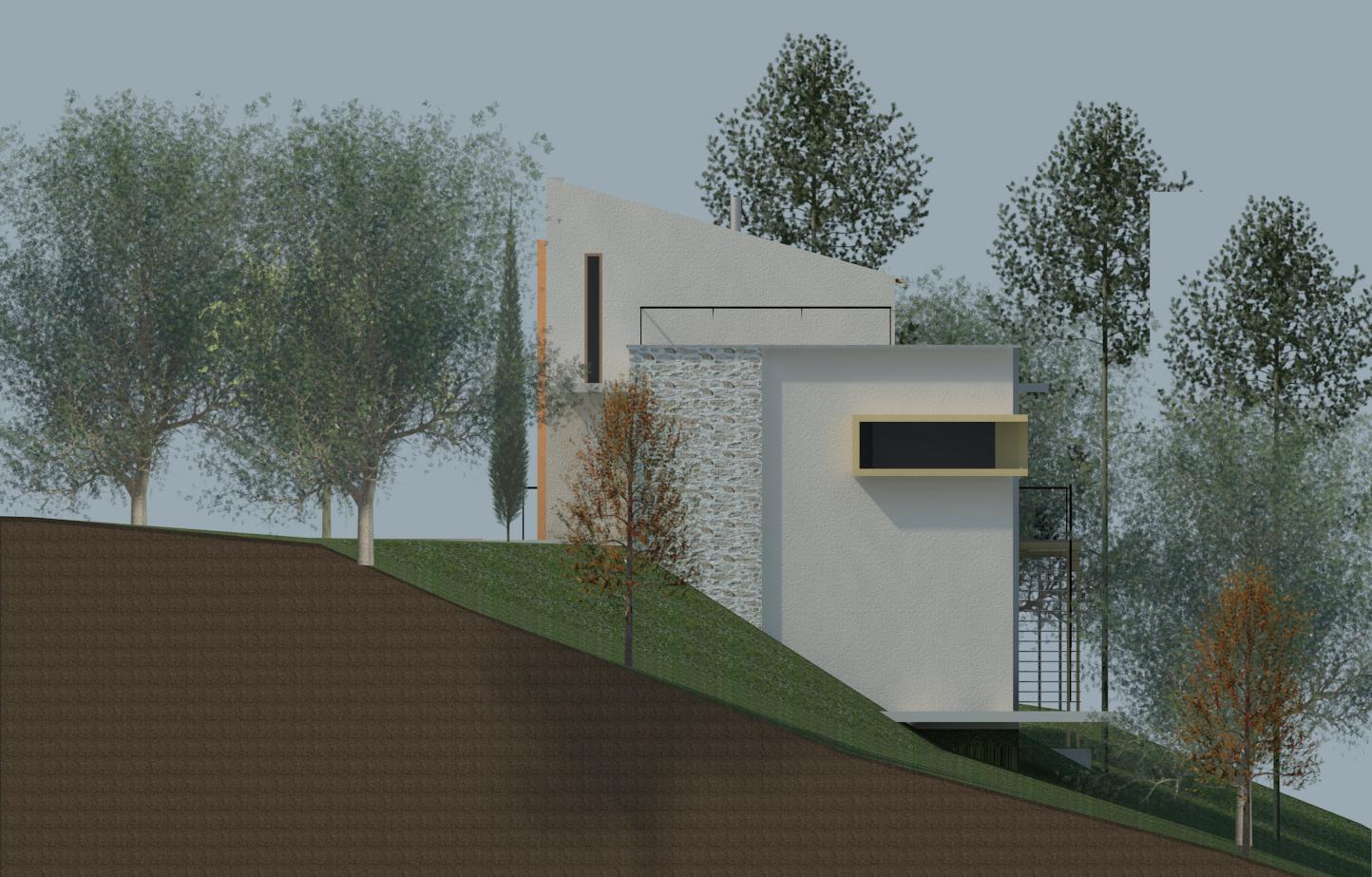 Maison b 83540 lorgues sc architecte for Jardin 04200